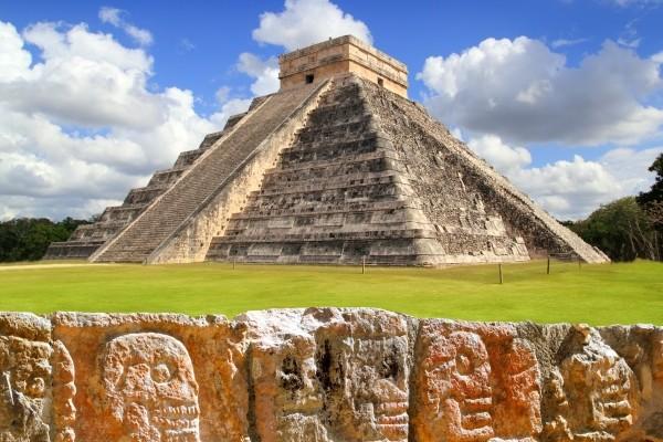 Monument - Mexique Terre des Dieux Mexico Mexique