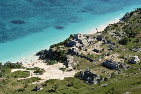 Monument - Circuit Beautés Mayas et plage des Caraïbes 4* Cancun Mexique