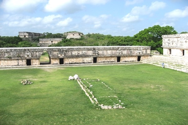 Monument - Circuit Splendeurs du Yucatan & extension Riviera Maya Cancun Mexique