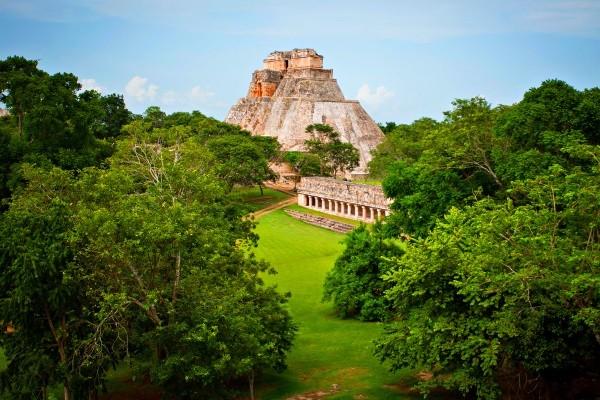 Monument - Circuit Les Merveilles du Yucatan Cancun Mexique