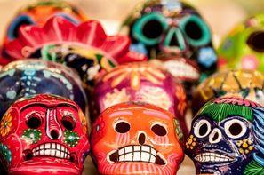 Mexique-Mexico, Circuit Mexique : Spécial Dia de los muertos