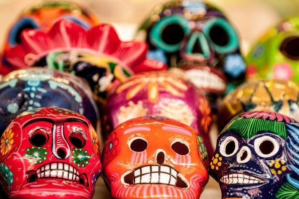 (fictif) - Circuit Mexique : Spécial Dia de los muertos 4*