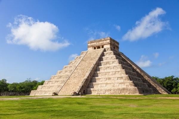 Monument - Circuit FRAM Couleurs mexicaines Mexico Mexique