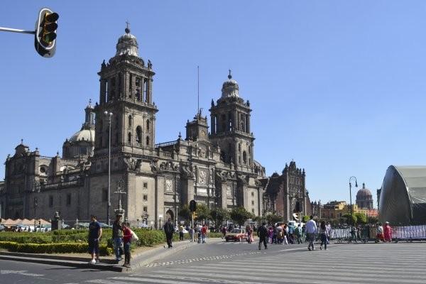 Ville - Combiné circuit et hôtel Beautés du Mexique + Extension El Tukan Mexico Mexique