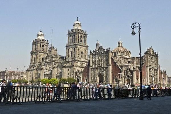 Ville - Circuit FRAM Couleurs mexicaines Mexico Mexique