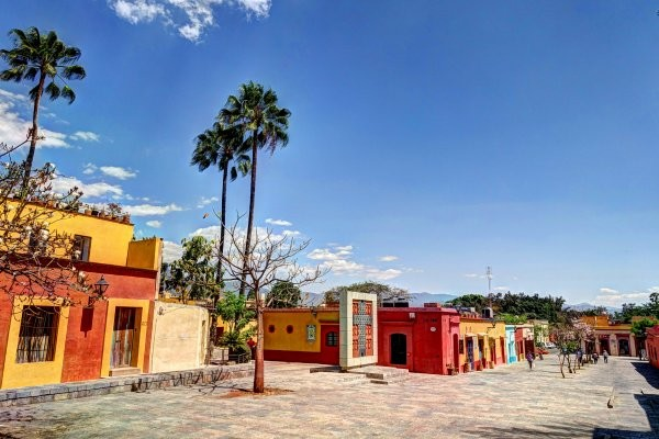 Couleurs mexicaines