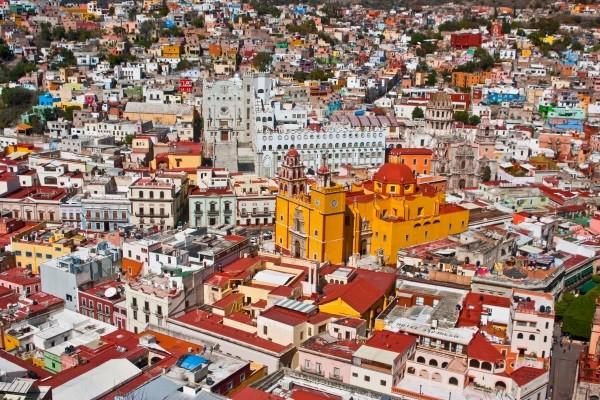 Ville - Circuit Les inévitables du Mexique Mexico Mexique