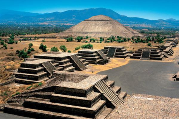 Monument - Circuit Beautés du Mexique 3*