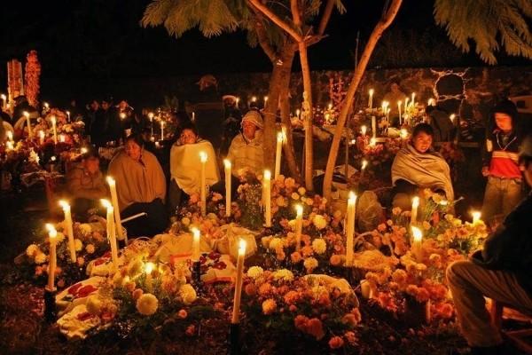 Ville - Circuit Mexique : Spécial Dia de los muertos 4* Mexico Mexique
