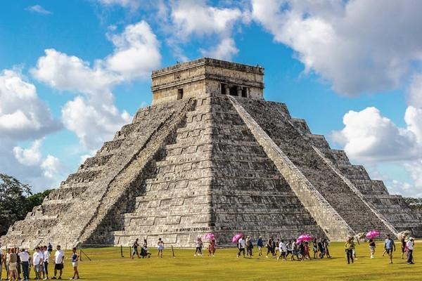Monument - Circuit Merveilles mexicaines Mexico Mexique