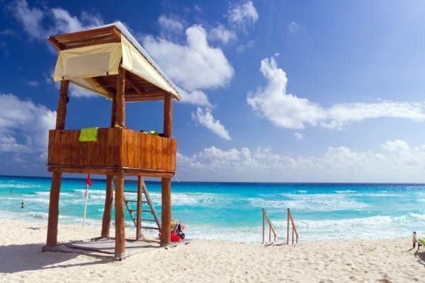 Plage - Circuit Charme colonial et civilisation Maya & extension Cancun