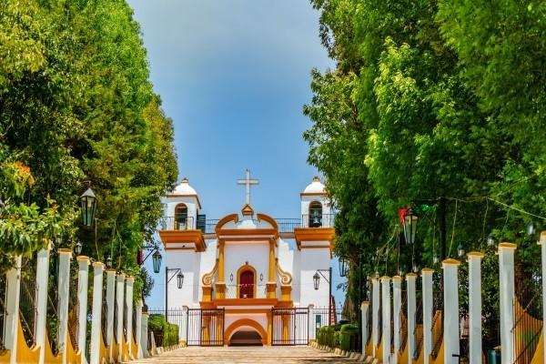 Ville - Circuit Couleurs du Mexique Mexico Mexique