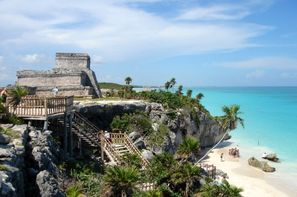 Vacances Mexico: Circuit Premiers regards Mexique et Cancun