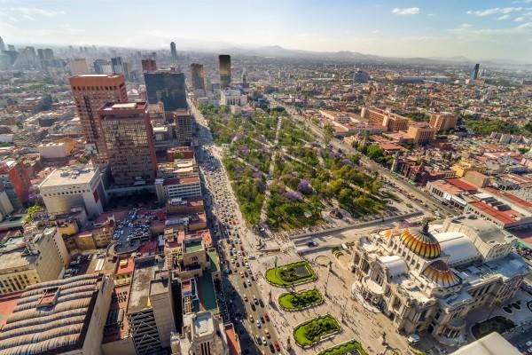 Ville - Circuit Beautés du Mexique 3* Mexico Mexique