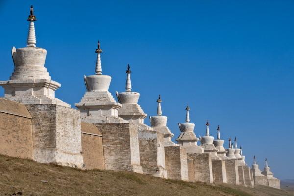 Monument - Circuit Grande Découverte de Mongolie Oulan Bator Mongolie