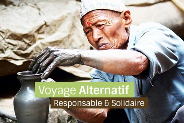Voyage Alternatif Nepal - Nepal solidaire en terre Hymalayenne