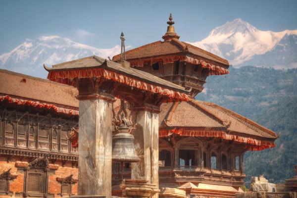 Ville - Circuit Splendeurs du Népal 3* Kathmandou Nepal