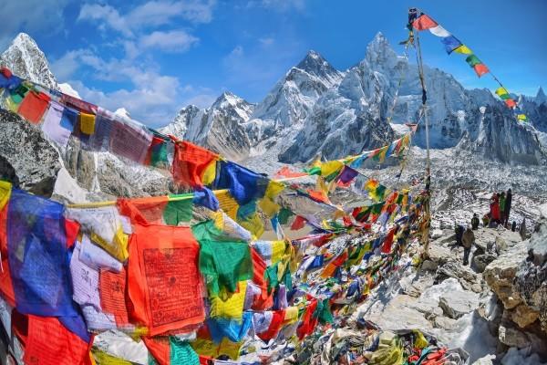 Montagne - Circuit Du Nepal au Bouthan Kathmandou Nepal