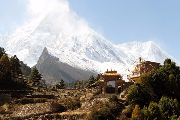 temple - Nepal solidaire en terre Himalayenne