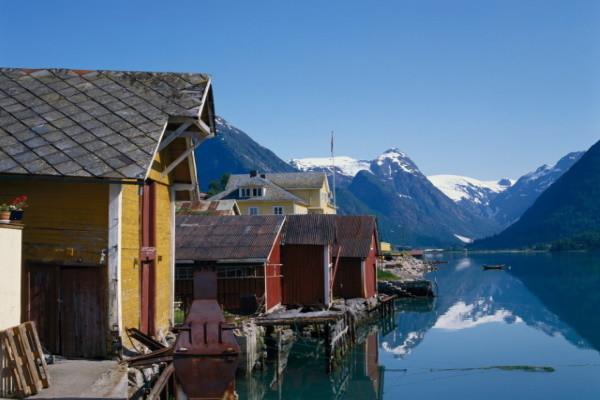 (fictif) - Circuit L'Essentiel des Fjords Bergen Norvege