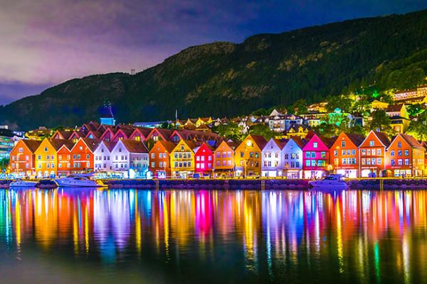 Ville - Circuit Norvège A la découverte des plus beaux fjords 3* Bergen Norvege