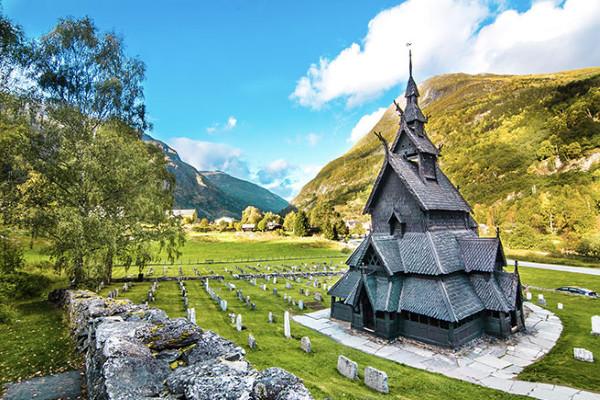 Monument - Circuit Norvège A la découverte des plus beaux fjords 3* Bergen Norvege
