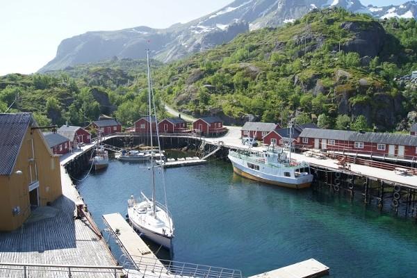 Ville - Circuit L'Eblouissant Cap Norvégien 3* Bergen Norvege