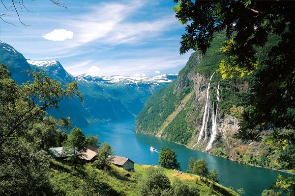 Nature - Circuit L'Eblouissant Cap Norvégien 3* Bergen Norvege