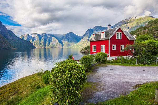 Nature - Circuit Norvège A la découverte des plus beaux fjords 3* Bergen Norvege