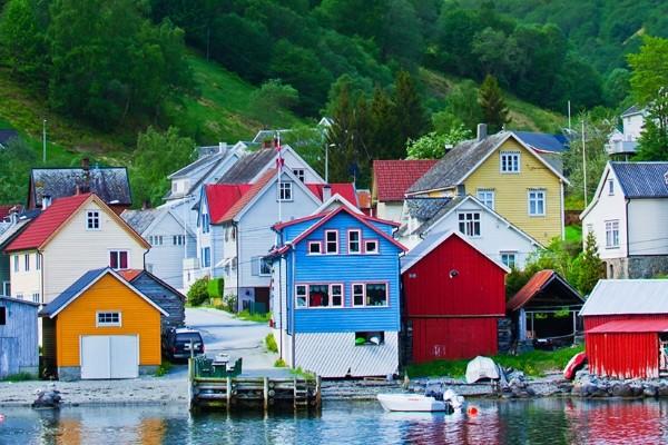 (fictif) - Circuit Les plus Beaux Fjords de Norvège Oslo Norvege
