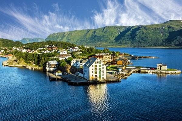 Nature - Circuit Norvège des fjords Oslo Norvege