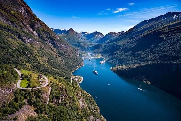 Nature - Circuit Les plus Beaux Fjords de Norvège Oslo Norvege