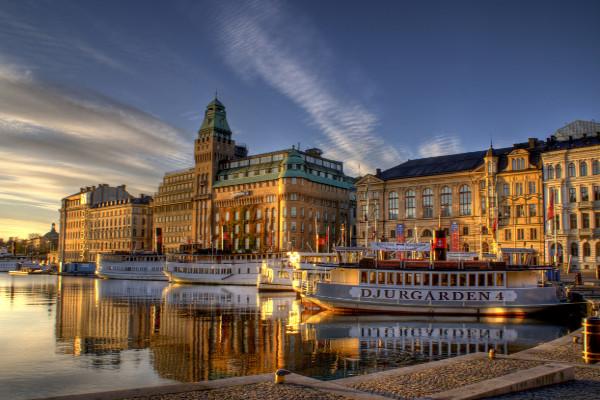 Monument - Circuit Merveilles de la Scandinavie Oslo Norvege