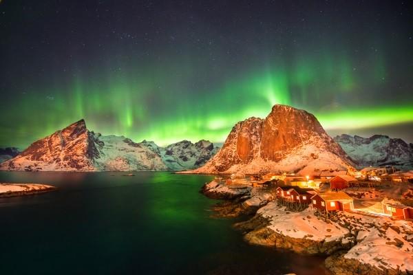Nature - Circuit Norvège : 1er regard Cap Nord Oslo Norvege