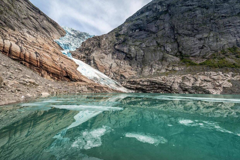 Montagne - Circuit Norvège des fjords Oslo Norvege