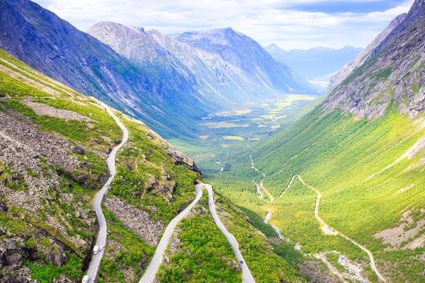 Nature - Circuit Le Grand Tour des Fjords de Norvege Oslo Norvege