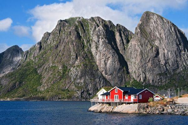Nature - Circuit Petit Tour entre Fjords et Trolls Oslo Norvege