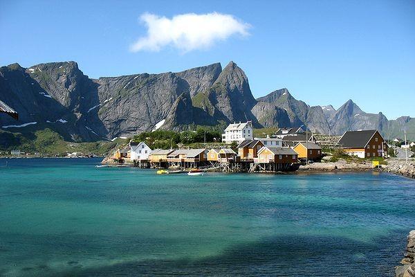 Ville - Circuit Les Incontournables de la Norvège