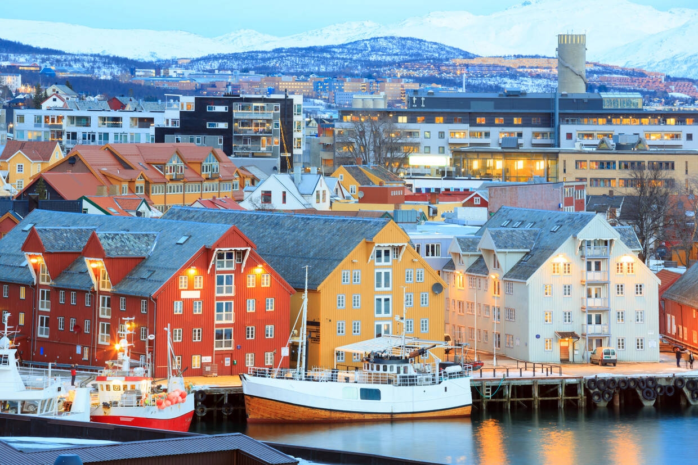 Ville - Circuit Norvège : 1er regard Cap Nord Oslo Norvege