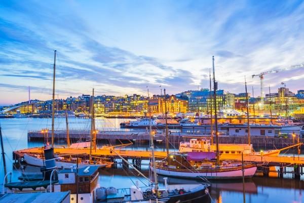 Ville - Circuit Merveilles de la Scandinavie Oslo Norvege