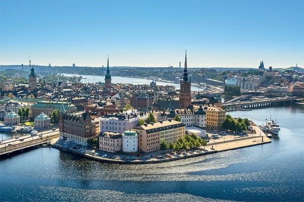 Ville - Circuit Le grand tour de Scandinavie Oslo Norvege