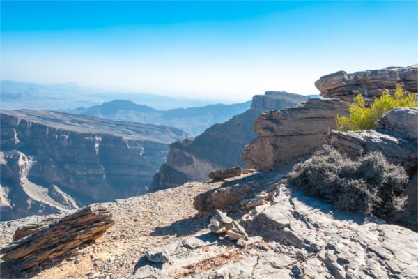 Nature - Circuit 1er regard Oman & Emirats 3* Mascate Oman