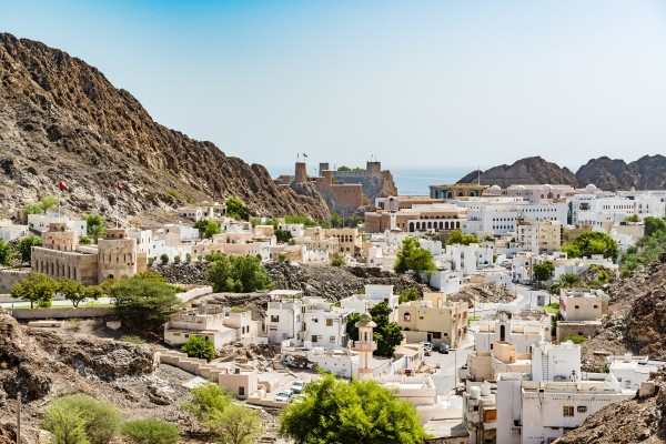 Ville - Circuit 1er regard Oman & Emirats 5* Mascate Oman