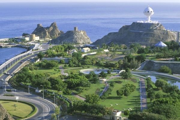Ville - Circuit 1er regard Oman & Emirats 3* Mascate Oman