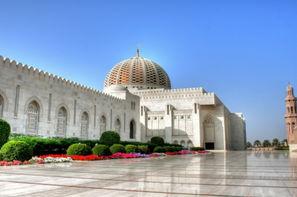 Oman-Mascate, Circuit Oman