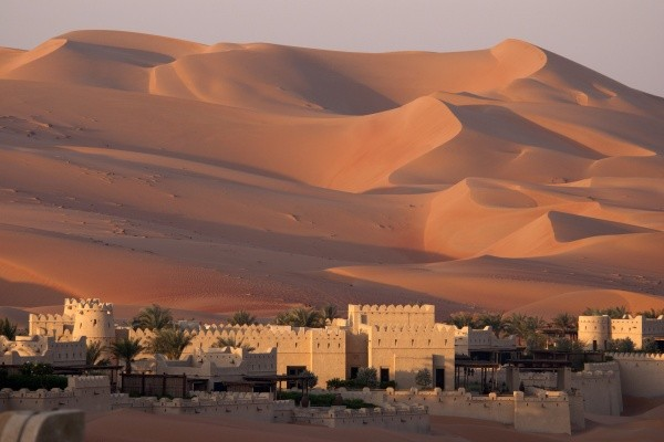 Monument - Circuit 1er regard Oman & Emirats 5* Mascate Oman