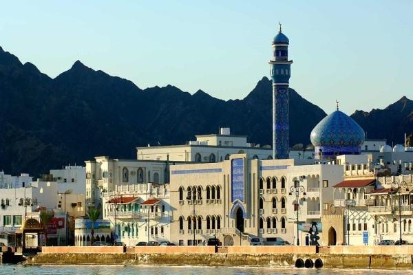 Monument - Circuit Circuit Merveilles Omanaises Mascate Oman
