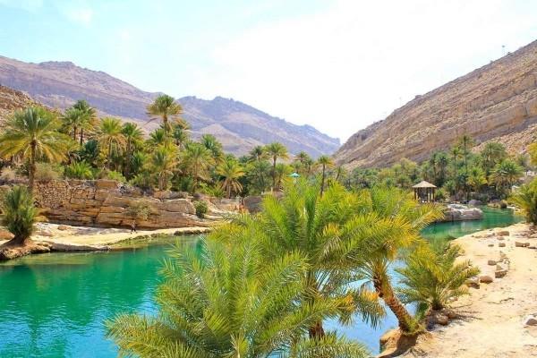 Nature - Circuit Circuit Merveilles Omanaises Mascate Oman