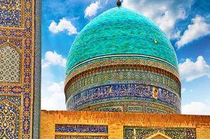 Ouzbekistan-Tashkent, Circuit Sublime Ouzbékistan