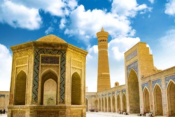 (fictif) - Circuit Sublime Ouzbékistan Tashkent Ouzbekistan